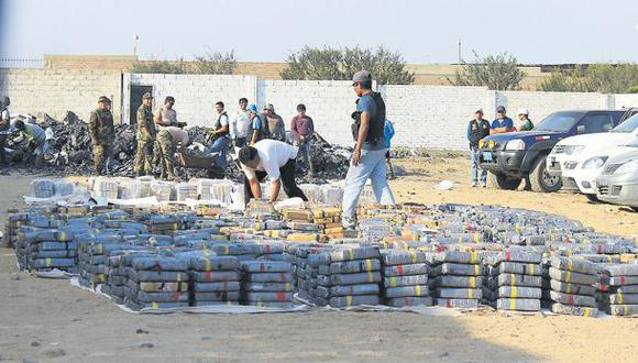 El 85% de reos extranjeros cometió delitos de tráfico de drogas