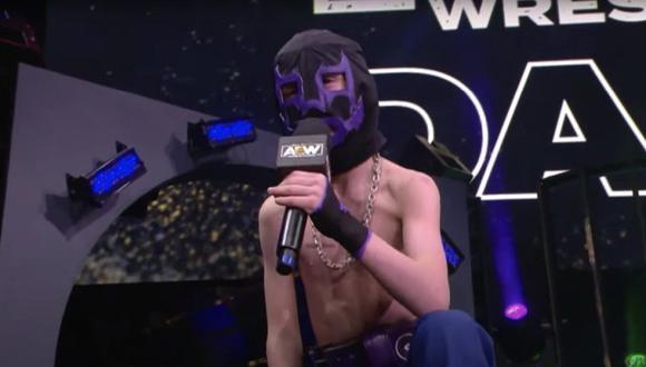 Brodie Lee Jr, uno de los representantes más queridos en el mundo del wrestler | Captura de video Twitter