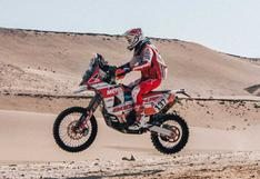 Dakar 2019: Motociclistas peruanos siguen subiendo posiciones