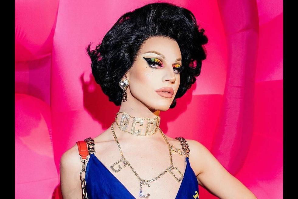 10. Aquaria, la ganadora de la temporada 10 del show, cuenta con más de 1.5 millones de seguidores. Durante su temporada destacó por sus icónicos outfits y actualmente es imagen de la casa de moda italiana, Moschino.