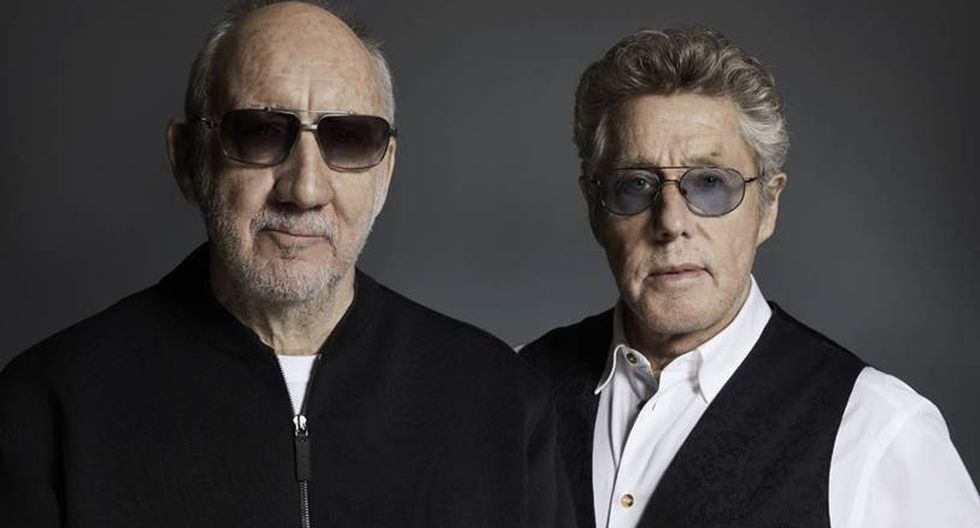 The Who lanza nuevo disco en estudio. (Foto: Universal Music Group)