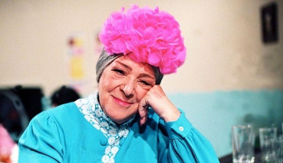 Angelines Fernández murió a los 71 años. (Foto: Televisa)