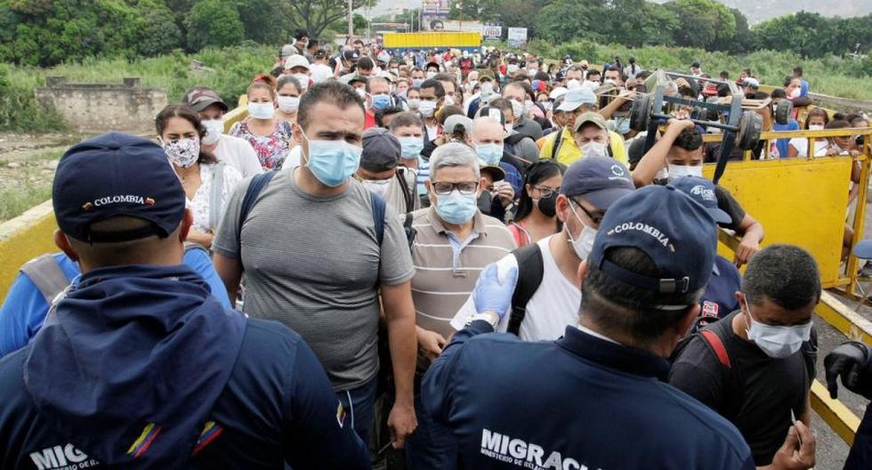 Colombia rules out reopening of border with Venezuela due to coronavirus pandemic