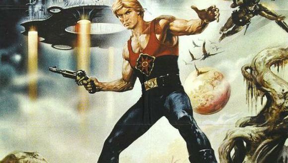 Flash Gordon cumple 80 años: un salvador para el universo