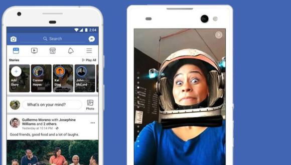 ¿Quieres desaparecer todas las historias de tu red social sin esperar las 24 horas? Esto es lo que tienes que hacer. (Foto: Facebook)
