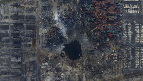 Tianjin: nivel de cianuro es 356 veces superior a lo autorizado