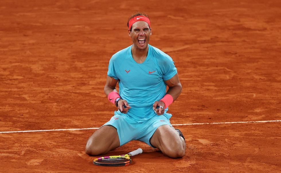 Rafael Nadal venció a Djokovic en la final de Roland Garros