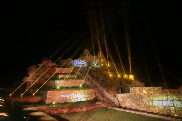 Una ceremonia llena de color se realizó en Machu Picchu con motivo de su reapertura al turismo