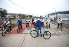 Día Mundial de la Bicicleta: rehabilitarán ciclovías en principales avenidas de San Martín de Porres | FOTOS