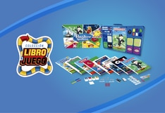 Libro Juegos Hasbro, los mejores juegos de mesa en un solo lugar y para llevarlos a todos lados