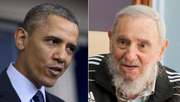 EE.UU.: Obama no se reunirá con Fidel Castro en visita a Cuba