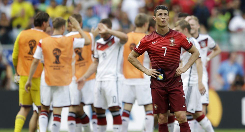 Cristiano Ronaldo: las fotos de Brasil 2014 que no quiere ver - 12