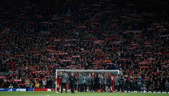 Alcalde de Liverpool teme concentraciones de hinchas si se reanuda la Premier League | Foto: Reuters