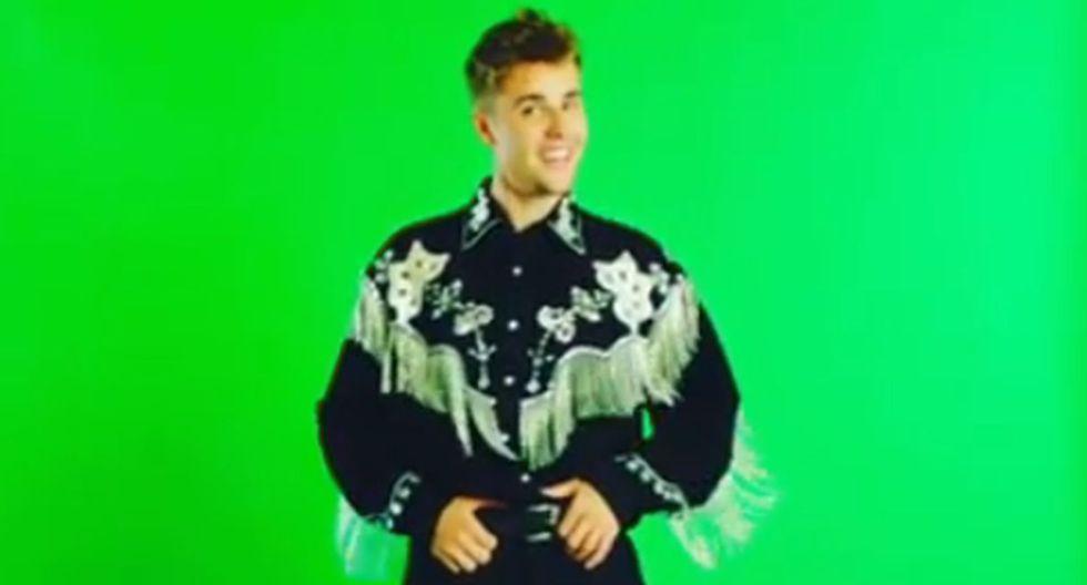 Justin Bieber protagoniza un nuevo adelanto del videoclip de su nuevo tema con Ed Sheeran. (Foto: Captura de video)