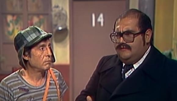 "Édgar Vivar se pronuncia sobre la salida de ""Chespirito"" de la TV. (Foto: Captura de YouTube)"