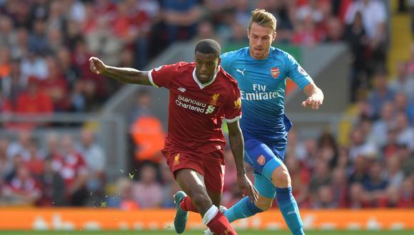 El Arsenal de Wenger y el Liverpool de Klopp chocan esta mañana (10:00 a.m.) por la tercera jornada de la Premier League. (Foto: AFP)
