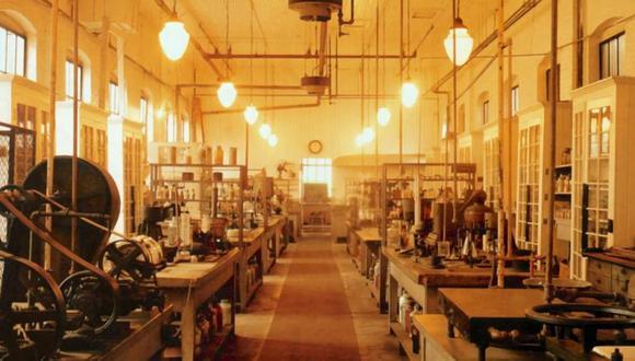 El laboratorio de Edison en Nueva Jersey fue el lugar de nacimiento de muchos de sus inventos, tanto los que ganaron popularidad en su vida como los que no lo hicieron. (Foto: Alamy)