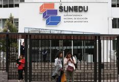 Editorial: La Sunedu pasa la primera prueba
