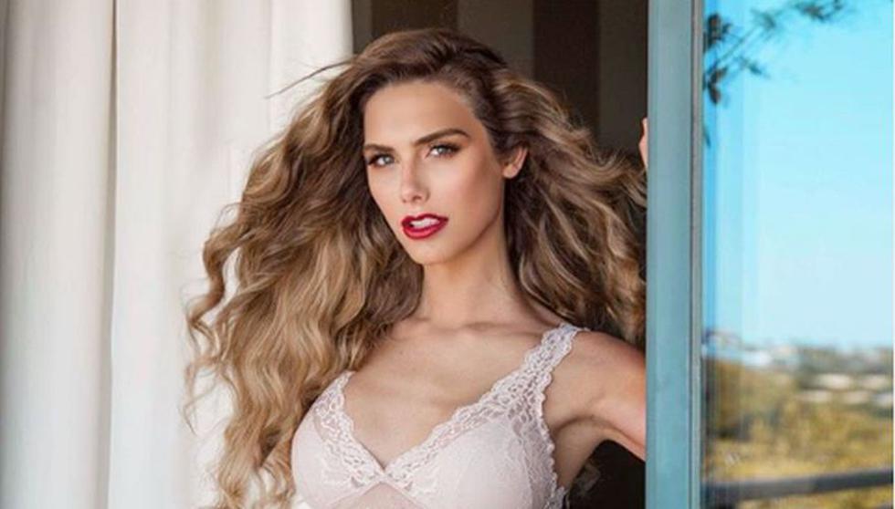 Ángela Ponce fue la primera mujer transgénero en convertirse en Miss Universo España. (Foto: Instagram)