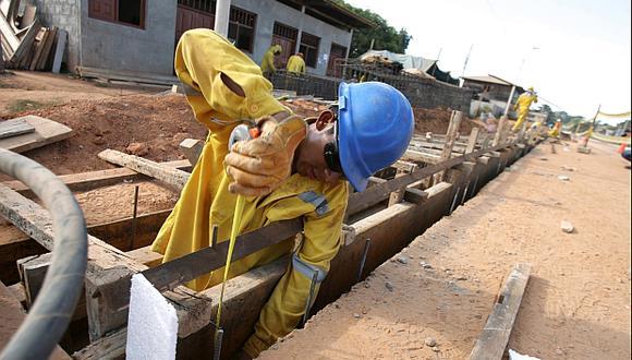 Los sectores no primarios como la construcción, tendrían un buen desempeño en el segundo trimestre. (Foto: El Comercio)