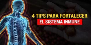 Cuatro tips para fortalecer tu sistema inmunológico frente al brote de coronavirus