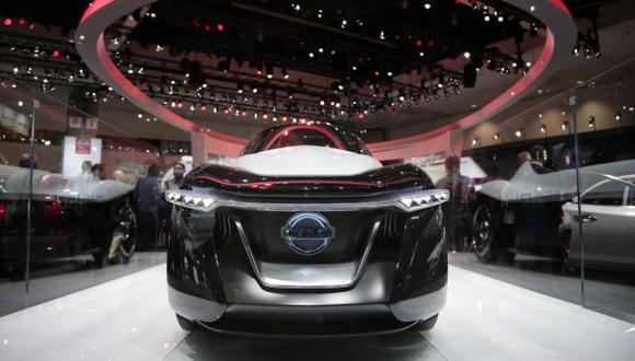 Nissan y NASA trabajarán en autos que se conduzcan solos
