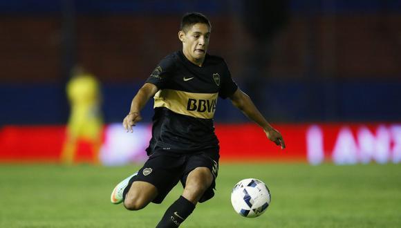Nahuel Molina dejó Boca Juniors como jugador libre.
