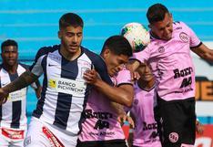 Alianza Lima perdió por 2-0 ante Sport Boys y sigue a tres puntos del descenso en la Liga 1