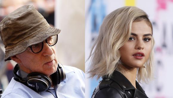"""Madre de Selena Gomez: """"Le advertí no trabajar con Woody Allen"""""""