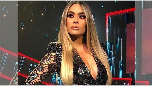 Galilea Montijo anunció que el programa fue cancelado por el COVID-19. (Foto: Instagram)