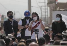 """Keiko Fujimori sobre foro en Ecuador: """"No hay ningún peligro de fuga así que esperaré lo que el juez decida"""""""