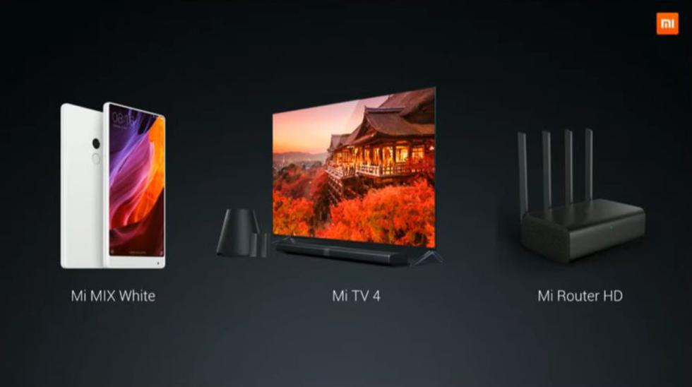 CES 2017: Xiaomi presenta nuevo televisor modular ultradelgado - 10
