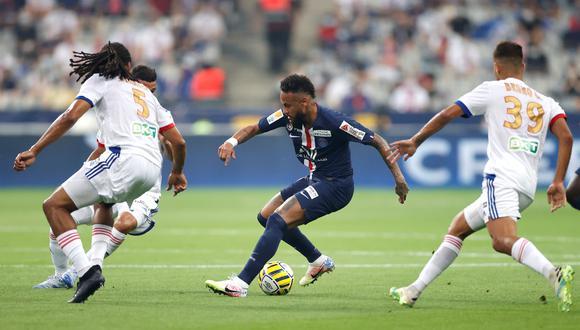 Ligue One autorizó cinco sustituciones para la temporada 2020-21