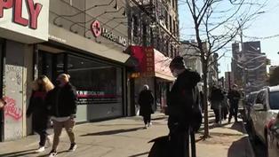 Nueva York afectada por el aumento de casos en Estados Unidos