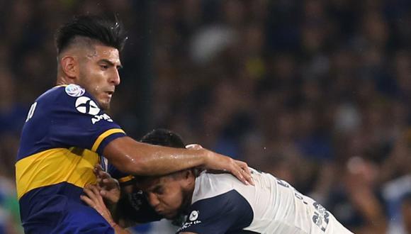 Carlos Zambrano padece una fractura en las costillas. (Foto: AFP)