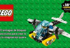 Diversión asegurada con Lego: una colección para incentivar la imaginación de tus hijos