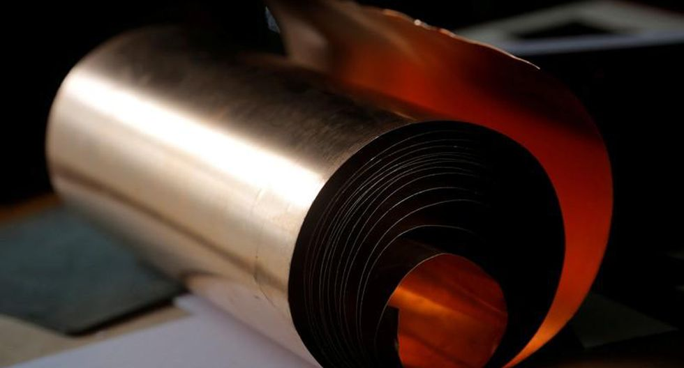 Los precios del metal usado en electricidad y la construcción han caído más de 10%. (Foto: GEC)