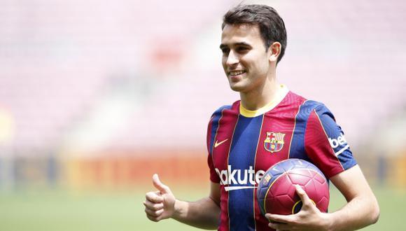 Eric García es nuevo jugador de Barcelona. (Foto: Reuters)