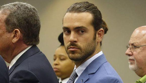 El 31 de marzo de 2019, Pablo Lyle golpeó a un hombre que luego de 4 días falleció en una clínica de Miami. (Foto: AFP)