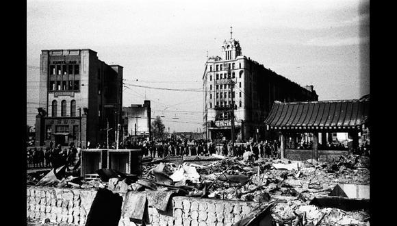 Japón: El bombardeo que dejó 105.400 muertos hace 70 años