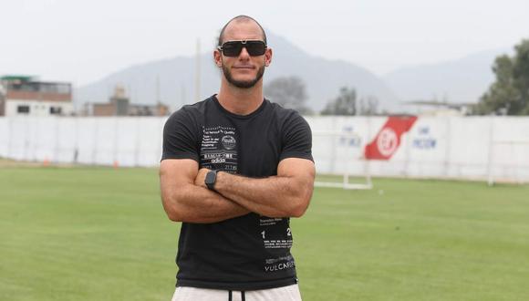 Adrián Zela involucrado en un incidente violento durante el fin de semana. (Foto: GEC)