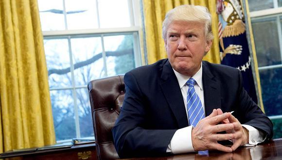 Las declaraciones del Presidente estadounidense se dan luego de que la gobernadora de Alabama firmara la ley antiaborto más dura de Estados Unidos. (Foto: AFP)