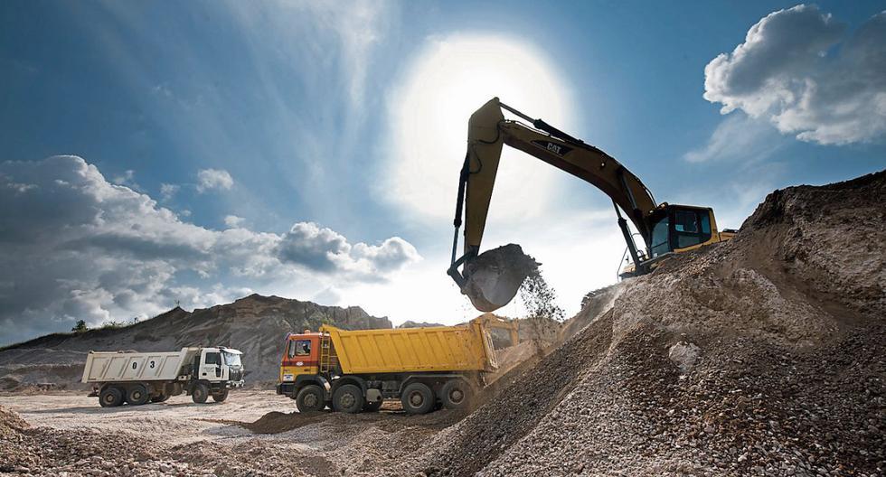 La mitad de la IED se encuentra en las industrias extractivas como la minería. (Foto: Difusión)