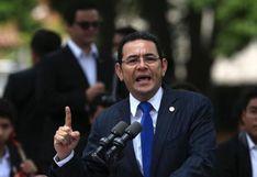 Guatemala: ex ministro Julio Héctor Estrada buscará la presidencia