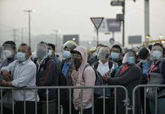 Ministerio de Salud reporta 207 fallecidos y 2.947 nuevos contagios de COVID-19, en las últimas 24 horas