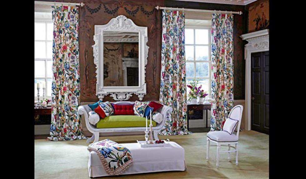 Consejos para tener una sala vintage - 2