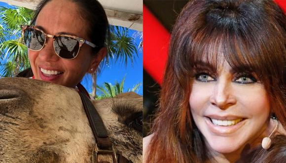 Yolanda Andrade se disculpa por la polémica y envía conciliador mensaje a Verónica Castro. (Foto: Instagram)