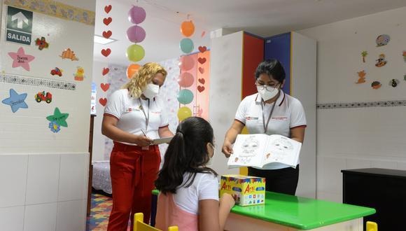 Se calcula que hay cerca de 11 mil niños, niñas y adolescentes que han terminado siendo víctimas indirectas del COVID-19 al quedarse sin padres. (Foto: MIMP)