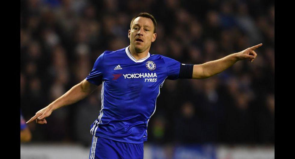 John Terry (Chelsea). (Foto: AFP)