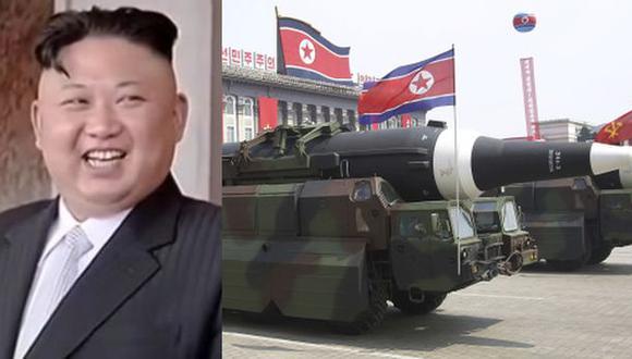 Los misiles que Corea del Norte podría lanzar contra EE.UU.